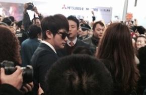 Park Shi Hoo xúc động vì tình cảm của các fan Trung Quốc