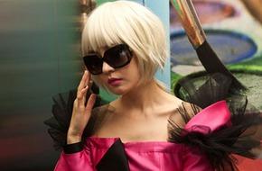 Giật mình vì Sung Yuri giống... Lady Gaga!