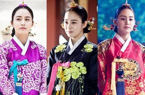 """Nhìn lại vẻ đẹp rực rỡ của Kim Tae Hee trong """"Jang Ok Jung"""""""