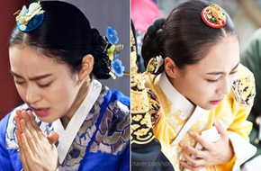 """""""OK Jung"""" Kim Tae Hee bị vu oan giết Hoàng hậu"""