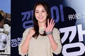 """Kim Tae Hee tươi như hoa đi xem phim của """"người tình"""" """"Jang Ok Jung"""""""