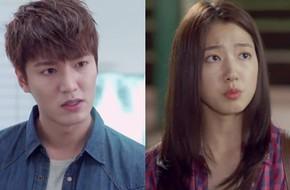 "Lee Min Ho ""mạo danh"" bạn trai Park Shin Hye"