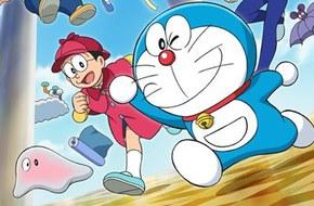 Trở về tuổi thơ cùng chú mèo ú Doraemon