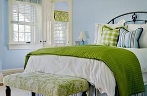 5 gợi ý phối đồ nội thất siêu đẹp với màu xanh lam