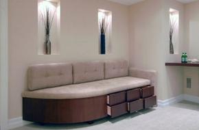 Những mẹo tạo góc lưu trữ ấn tượng cho phòng khách