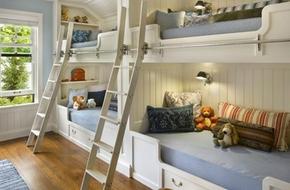 Ngắm những mẫu giường tầng tiết kiệm diện tích cho phòng ngủ nhỏ