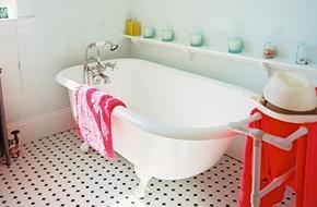 3 gợi ý trang trí phòng tắm từ cảm hứng thiên nhiên