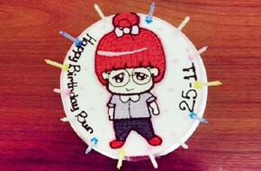 Gợi ý 3 địa chỉ đặt bánh sinh nhật ngon ở Hà Nội
