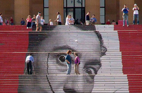 Chiêm ngưỡng 17 cầu thang đi bộ đẹp nhất thế giới