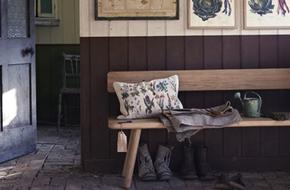 4 kiểu sàn cực chuẩn cho hành lang cuốn hút