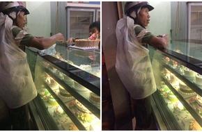 Chiếc bánh kem và tình người, tình cha con trong tiệm bánh