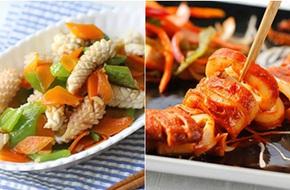 2 món ngon mực cực ngon lạ miệng cho bữa cơm chiều