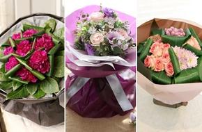 3 cách bó hoa đẹp xinh cho ngày 8/3 thật ý nghĩa