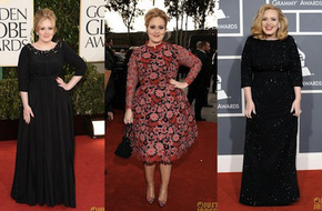 'Bắt bài' kiểu váy giúp Adele giảm béo