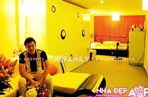 Ngôi nhà của hai anh em MC Tuấn Tú - ca sĩ Phan Anh