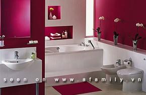 5 bí kíp cải tạo phòng tắm không tốn nhiều tiền