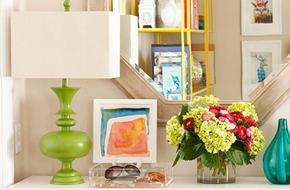 Những giải pháp trang trí phòng khách (P.2)