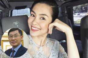 """Bố chồng Tăng Thanh Hà: """"Gia đình tôi chuẩn bị đón thành viên mới"""""""
