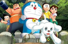 Doraemon trở lại màn ảnh Việt trong cuộc phiêu lưu mới
