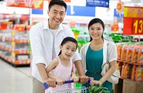 Trò chơi kỳ diệu giúp trẻ không mè nheo khi đi siêu thị