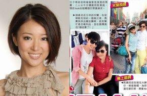 Á hậu Hồng Kông 2008 dính tin đồn đồng tính