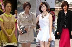 Phong cách thanh lịch của búp bê Sung Yuri trong phim mới