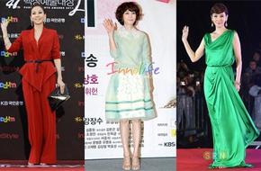 Phong cách thời trang thanh lịch của Kim Nam Joo