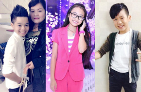 Top 3 The Voice Kids 2013 giờ ra sao?