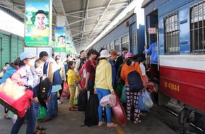 Mở tuyến tàu lửa Sài Gòn - Dĩ An giá 5.000 - 10.000 đồng/vé