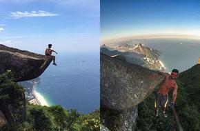 Đây chính là địa điểm chụp ảnh tự sướng ngầu và thót tim nhất thế giới