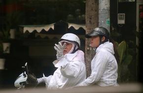 Đài khí tượng thuỷ văn: Chỉ số tia cực tím ở Sài Gòn đạt mức cực đỉnh, cảnh báo nguy cơ ung thư da