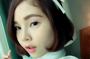 Nữ tiếp viên Việt làm việc tại hãng hàng không Hàn Quốc