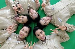Làm thế nào để trở thành tiếp viên hàng không tại Hàn Quốc?