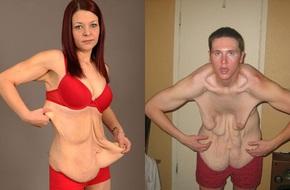 Sau khi xem xong chùm ảnh này, có lẽ bạn sẽ không còn điên cuồng giảm cân nữa
