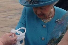Đây chính là món quà độc nhất vô nhị mà Nữ hoàng Anh mới nhận được