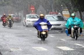 Hôm nay, Bắc Bộ tiếp tục mưa to đến rất to trên diện rộng