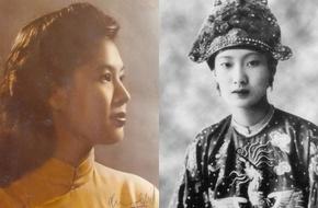 Nhan sắc xinh đẹp của những hoàng hậu, công chúa nổi tiếng Việt Nam