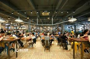 Trường Đại học Trung Quốc gây sốt vì khu canteen sạch đẹp như nhà hàng 5 sao