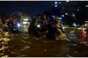 Chiều tối nay, Sài Gòn có thể mưa to