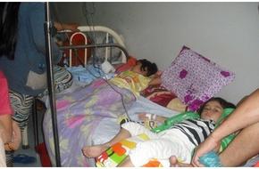Vĩnh Long: Nhiều trẻ mầm non nhập viện nghi do ngộ độc thực phẩm