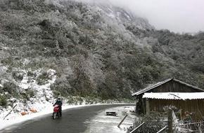 Mùa đông năm nay, Hà Nội có tuyết rơi?