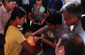 Không còn virus Zika trong cơ thể cháu bé ở Đắk Lắk
