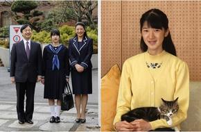 Công chúa Nhật xuất hiện với gương mặt gầy rộc sau khi nghỉ học cả tháng vì áp lực khiến nhiều người lo lắng
