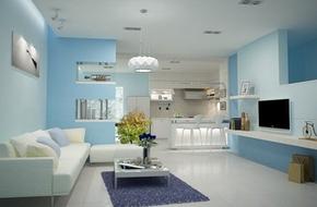 Tư vấn thiết kế hợp lý cho nhà một tầng có 4 thành viên