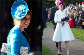 """Hai cô công chúa phóng ánh mắt """"ghen tỵ"""" với Công nương Kate ở cung điện là ai?"""