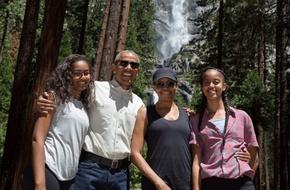 Gia đình Tổng thống Obama đón Ngày của Bố ở đâu?
