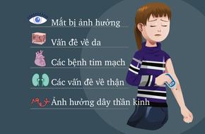 Trẻ hay tè dầm và đi tiểu nhiều có thể mắc bệnh tiểu đường