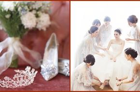 Cô dâu mơ làm công chúa, chú rể chi tiền tỷ tổ chức đám cưới trong lâu đài Lọ Lem ở Disneyland