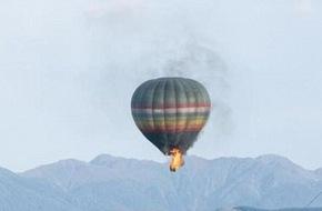 Công khai hình ảnh khinh khí cầu bốc cháy khiến 11 người thiệt mạng ở New Zealand
