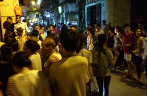 Hà Nội: Tiếng nổ lớn, xé tan cửa nhà khiến 1 người chết, 2 người bị thương